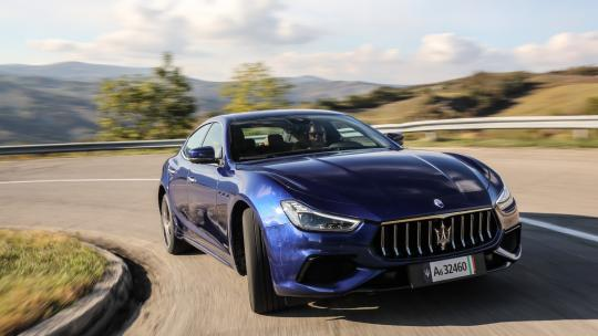new maserati ghibli 2021 review