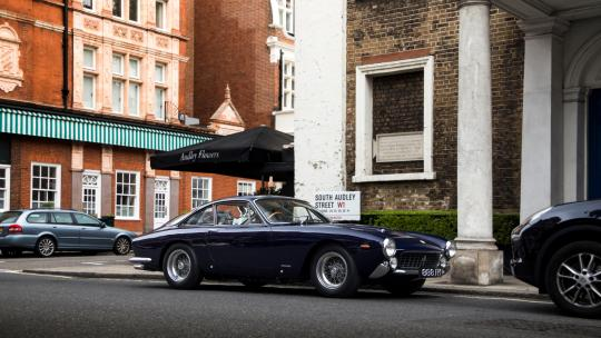 <h1>The Most Expensive Cars Sold at Auction in 2018</h1>