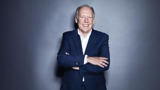 <h1>In The Driving Seat with Ian Callum,Jaguar's Director of Design</h1>