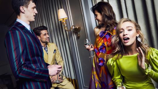 Brit Pack: The Homegrown Designers Proving That Britain's