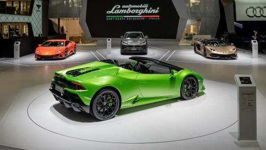 <h1>Lamborghini CEO Stefano Domenicali on What's Next for the Raging Bull</h1>