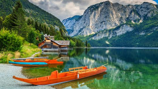 <h1>Call of the Wild: The Best Nature Escapes in Austria </h1>