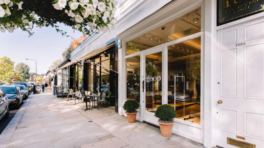 Goop opens london weekend