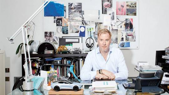 Marek Reichman, Aston Martin's Chief Creative Officer