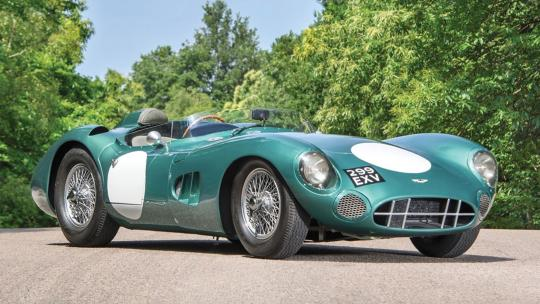 <h1>The 10 Most Expensive Cars Ever Sold At Auction</h1>