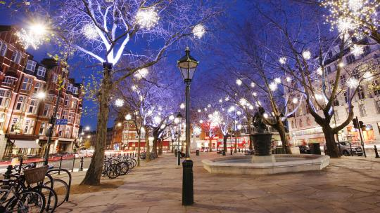 things to do christmas london