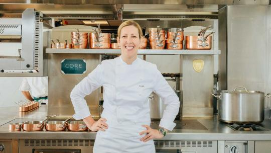 <h1>Chef Clare Smyth: My Life in London</h1>