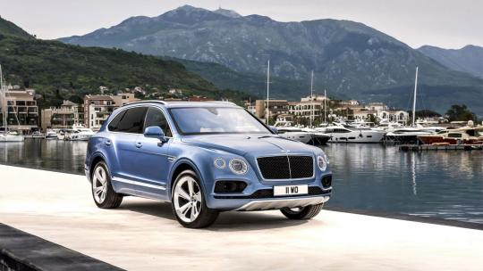 <h1>Bentley Bentayga: Why the SUV from Crewe is still the best luxury 4X4 Money Can Buy</h1>