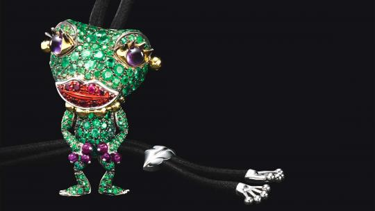 haute jewellery diamonds animals london