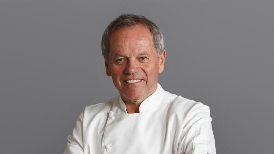 <h1>Chef Wolfgang Puck On the Secret Recipe for Success&nbsp;</h1>