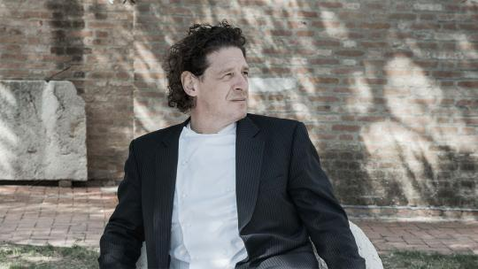 interview with Marco Pierre White