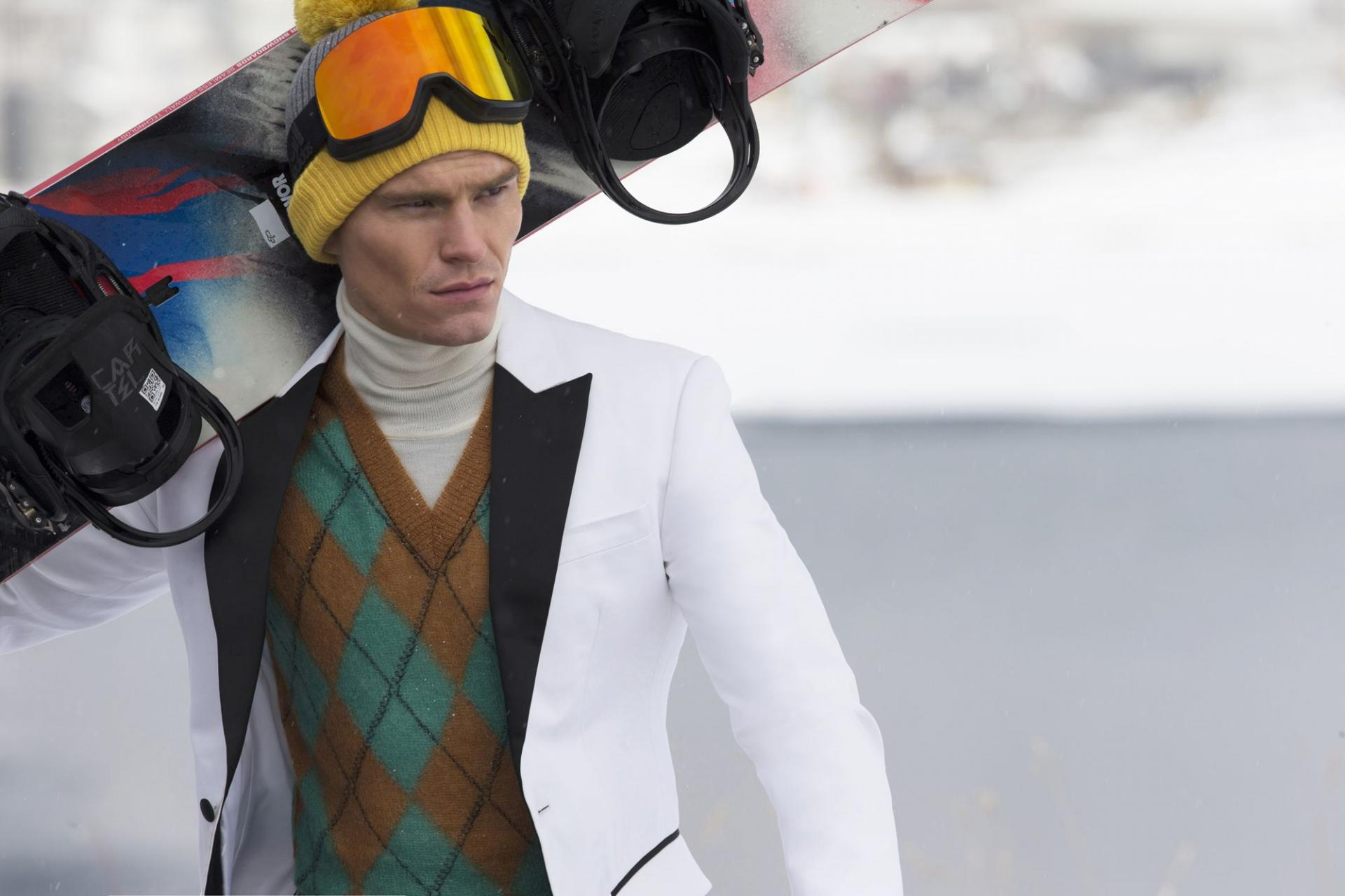 On The Slopes With Oliver Cheshire: The Interview