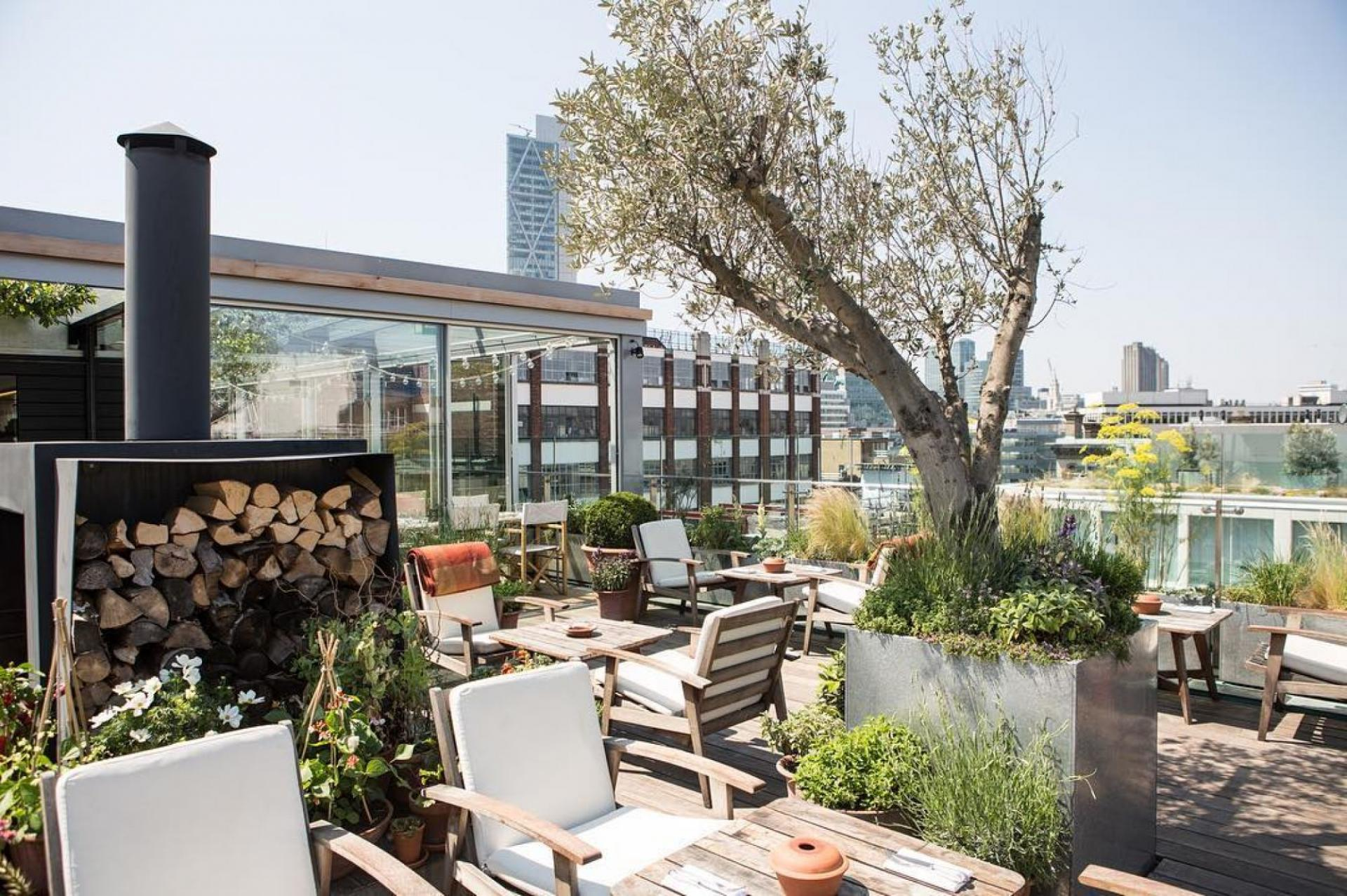 The best rooftop bars in London: Boundary