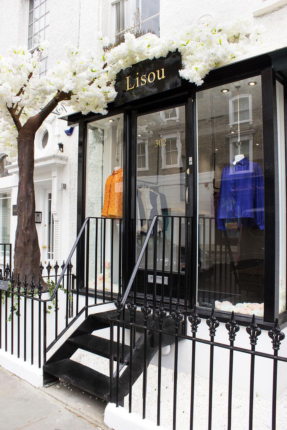 Notting Hill Ladbroke Grove the best boutiques in notting hill | hers | style | luxury