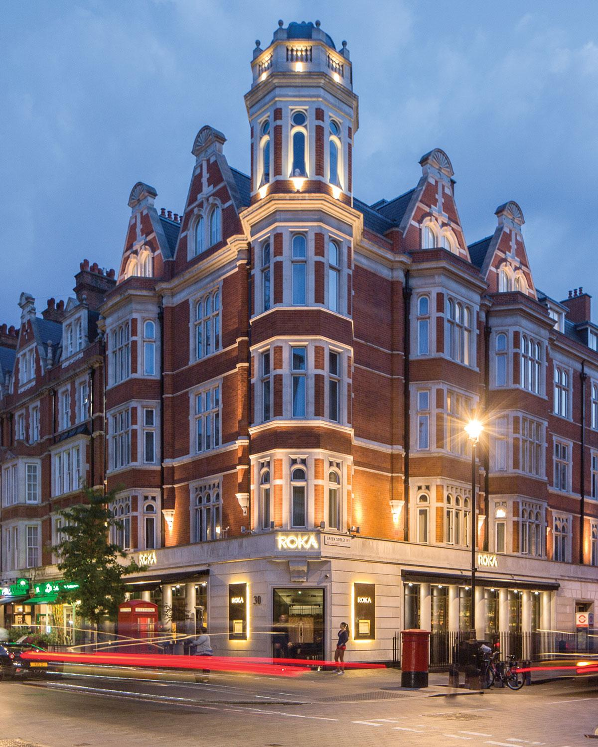 mayfair flat to rent