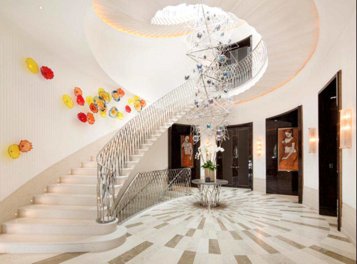 Meet The Designers Behind Londons Most Extravagant Homes