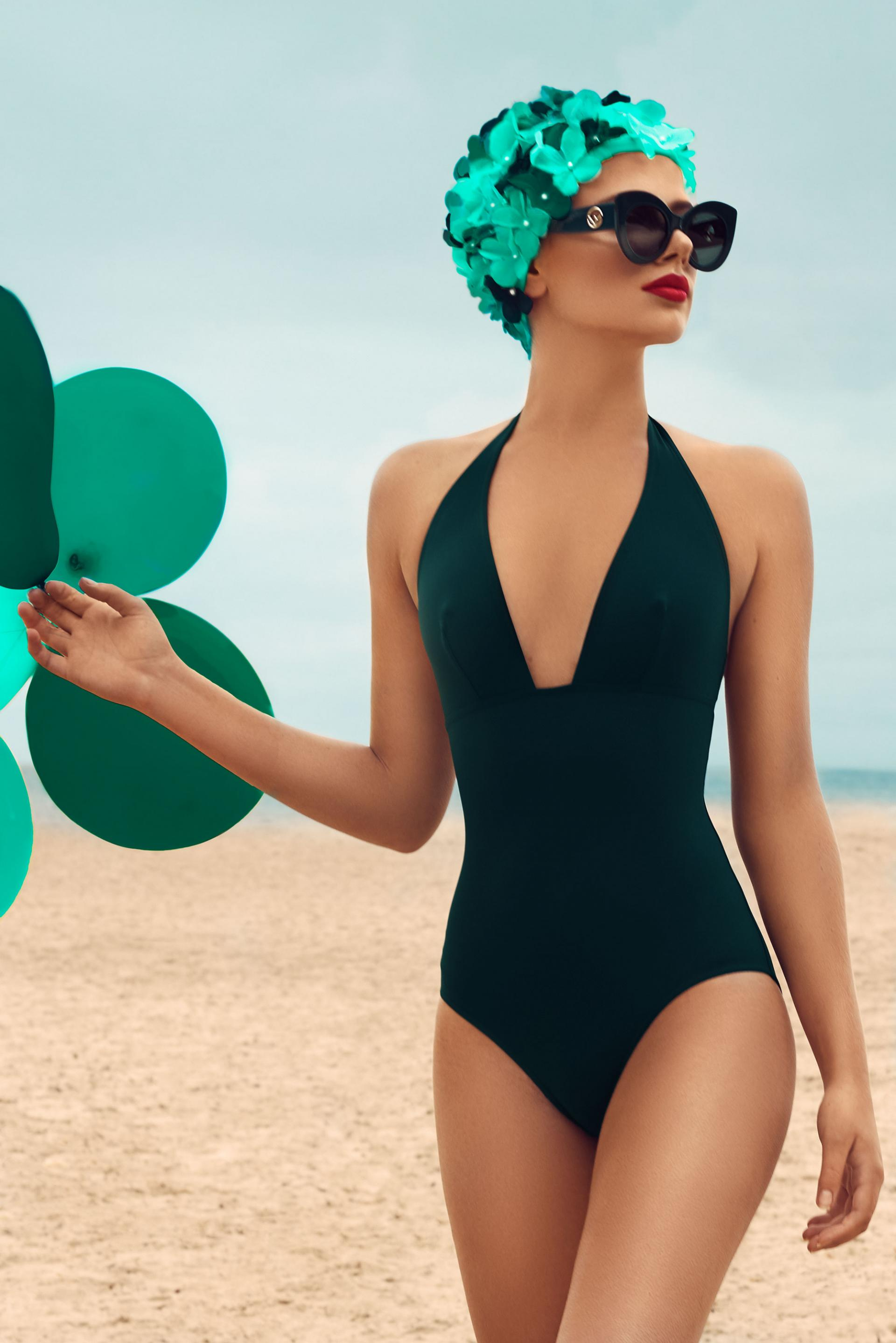 Life's a Beach: the Rise of the Retro Swimsuit | Hers