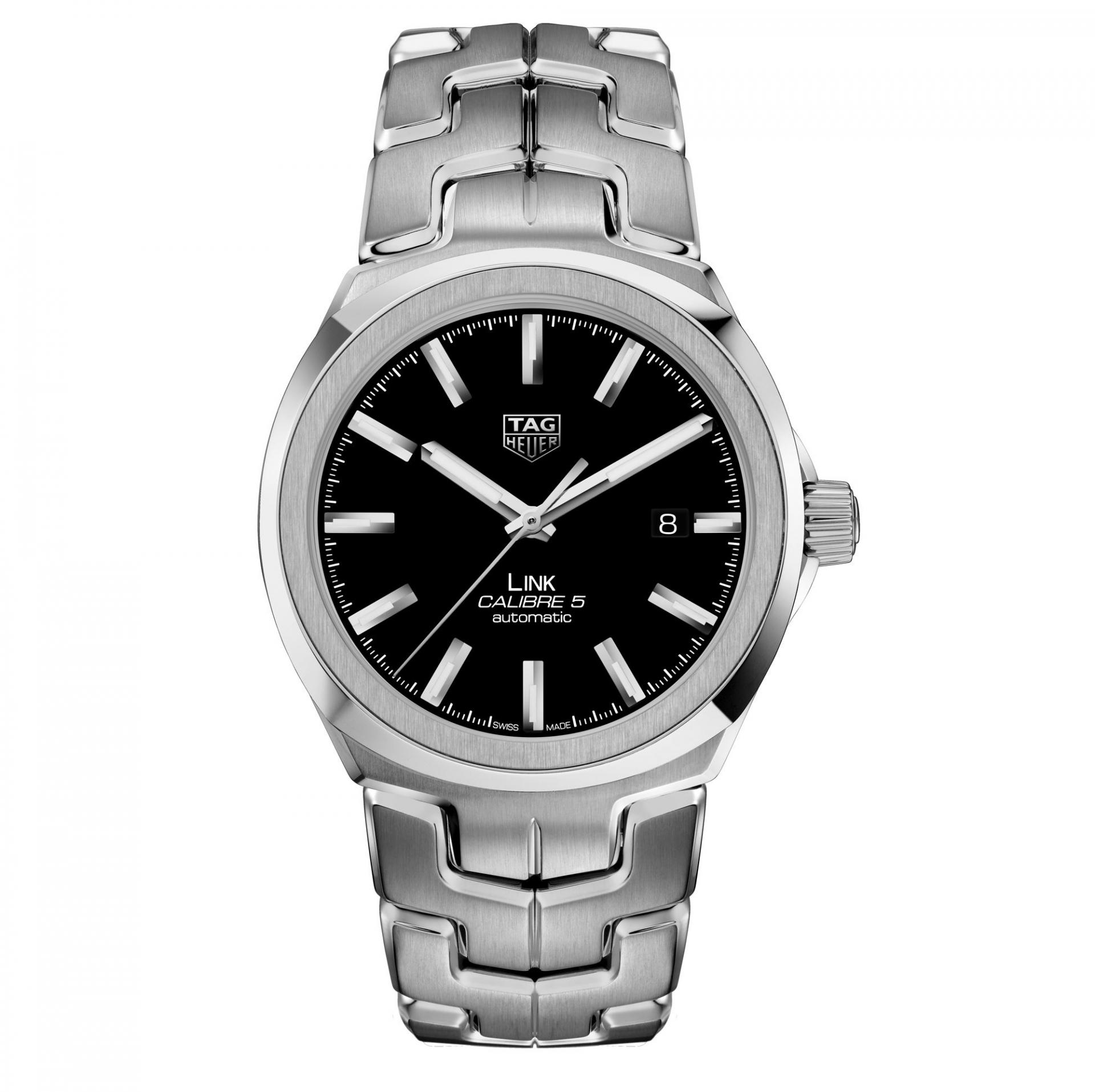 TAG Heuer Link Calibre 5 Wristwatch