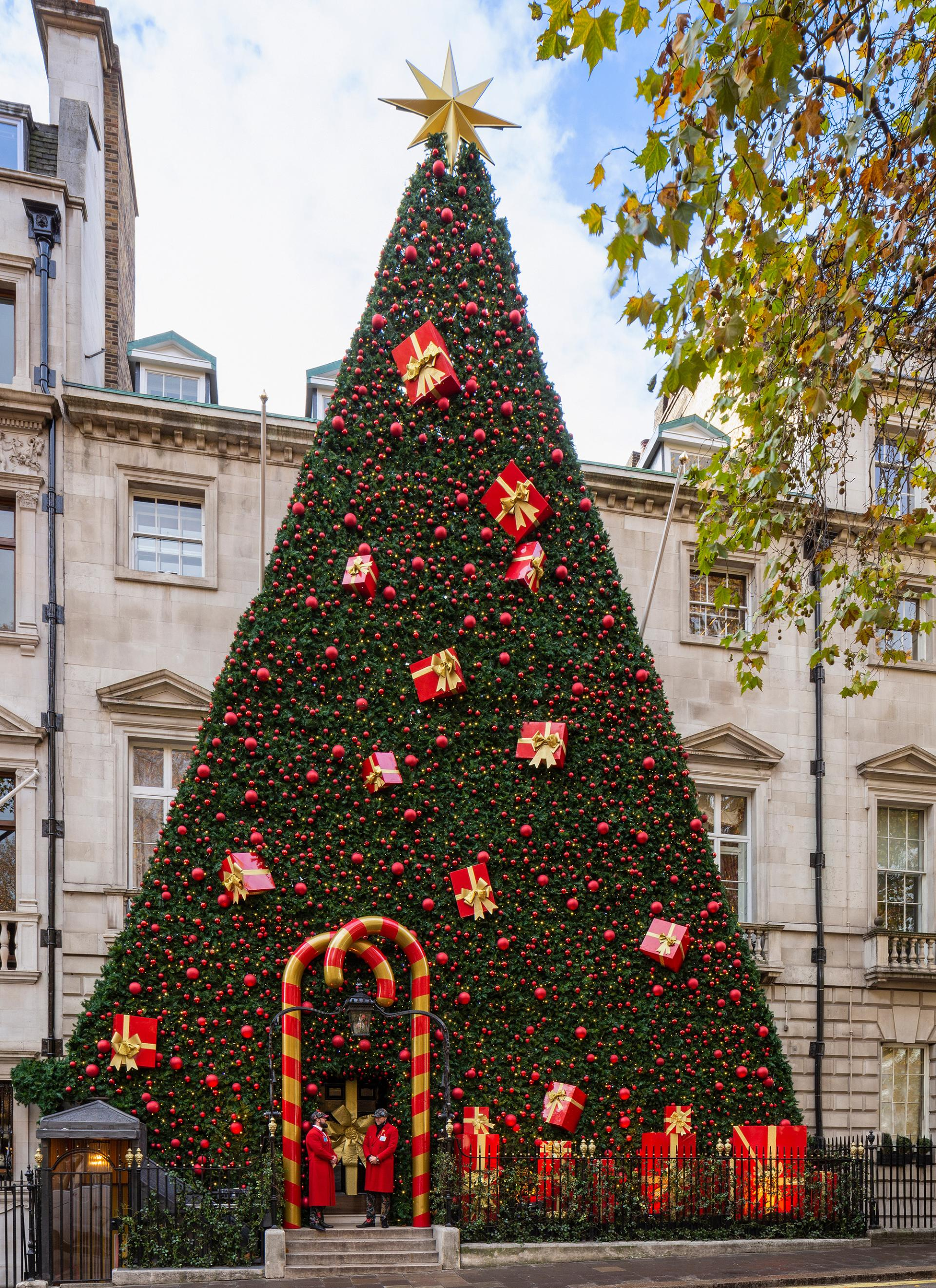 The Best Christmas Trees in London 2018 | Interiors | House | Luxury London