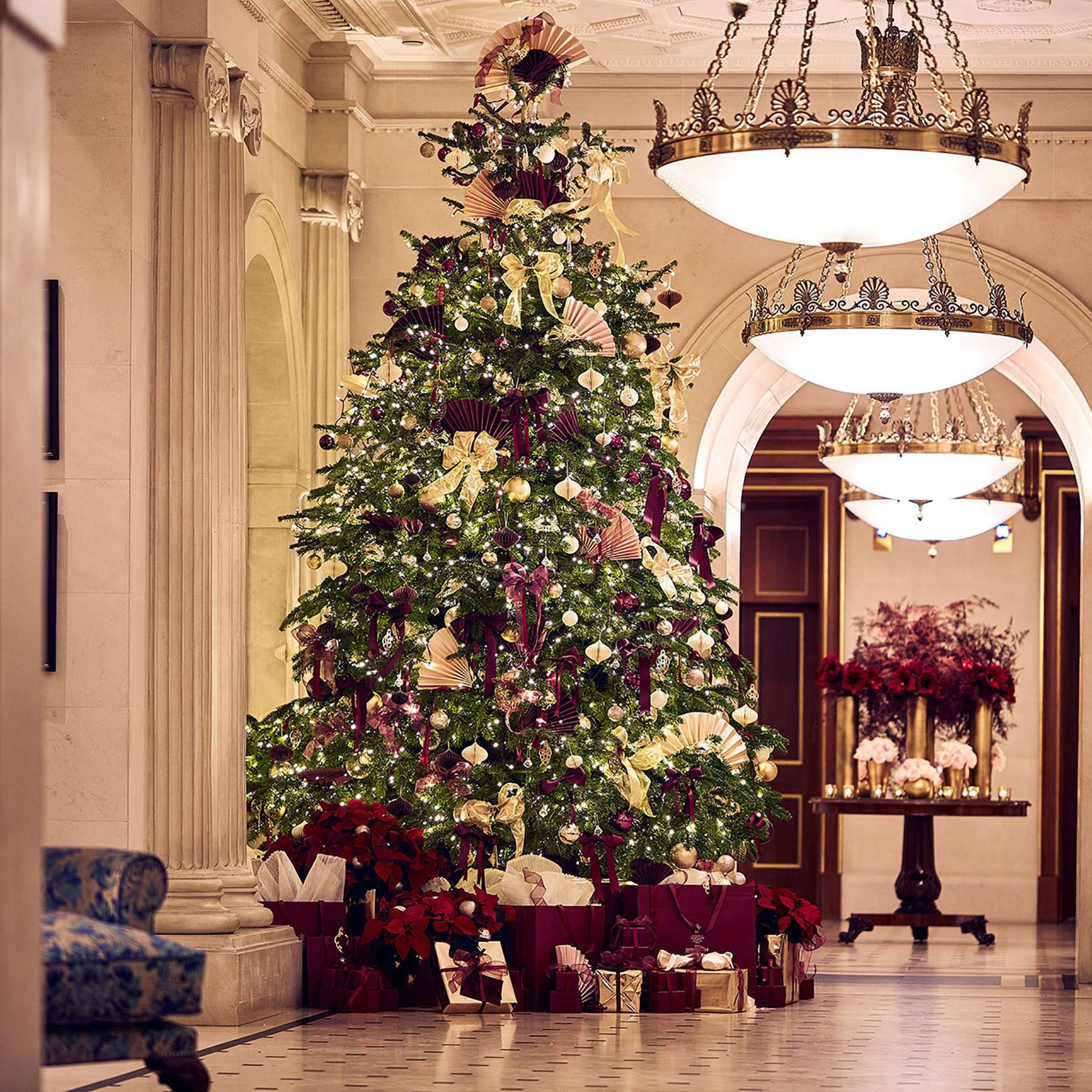 The Best Christmas Trees in London 2018   Interiors   House   Luxury London