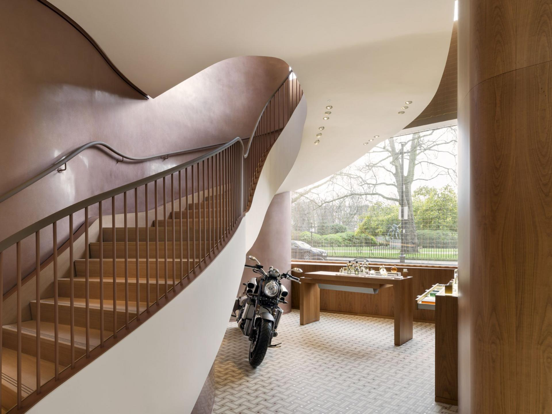 Inside The Impeccable New Home Of Hermès On Sloane Street | Hers