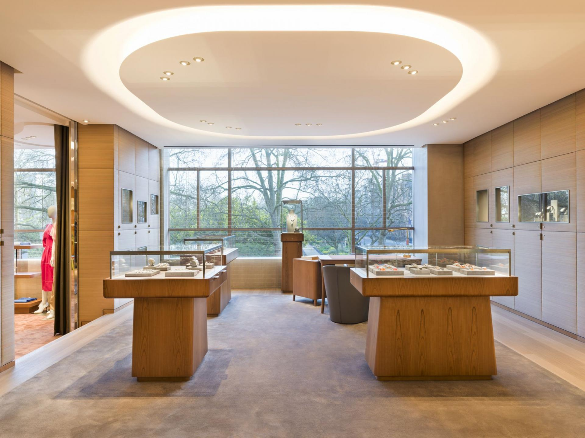 Inside The Impeccable New Home Of Hermès On Sloane Street