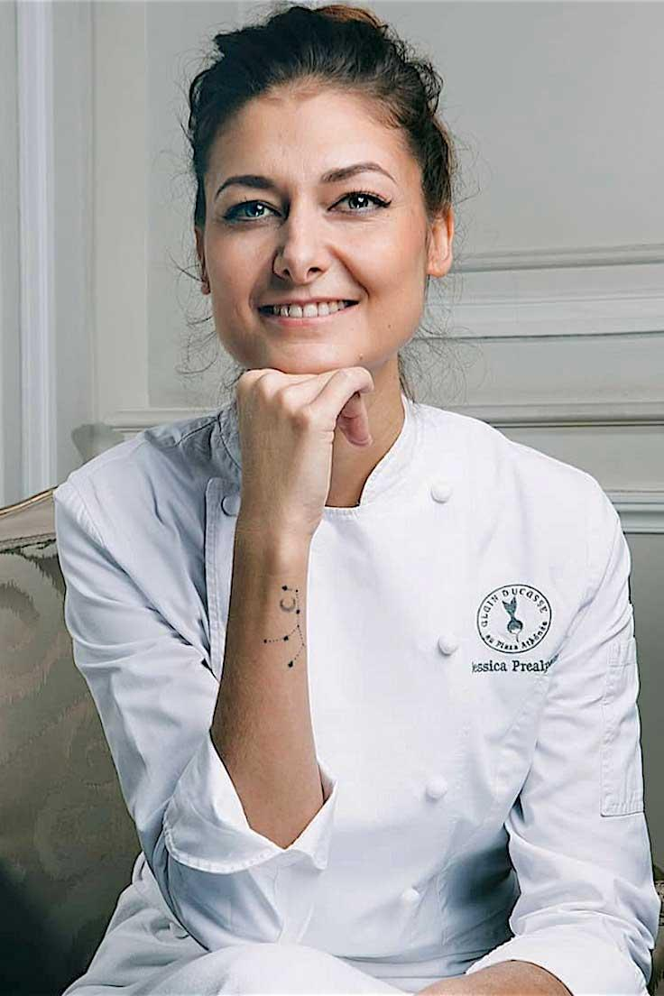 Jessica Prealpato, named Best Pastry Chef in 2019