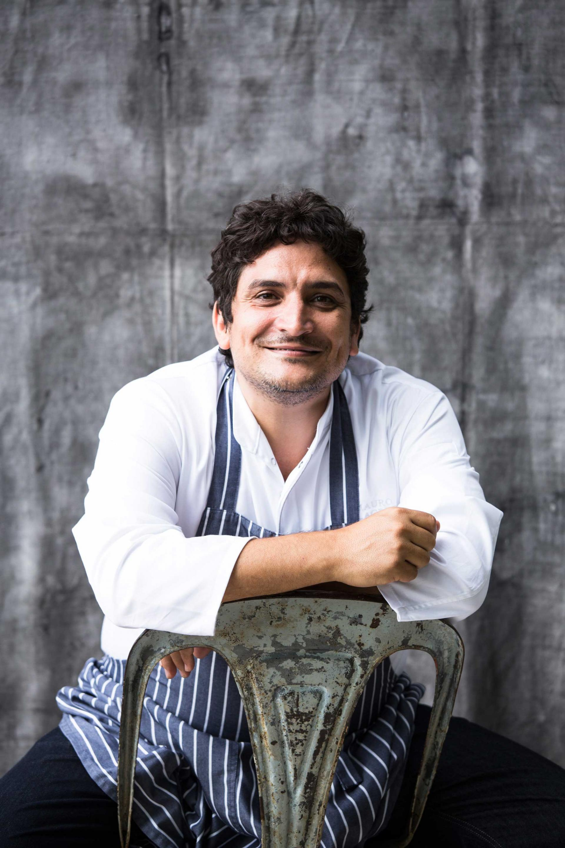 Mauro Colagreco, head chef at Mirazur