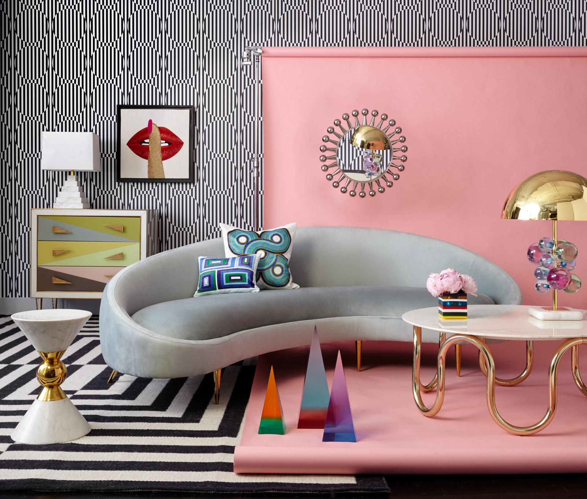 The Modern Designers Inspired By The Memphis Movement Interiors House Luxury London