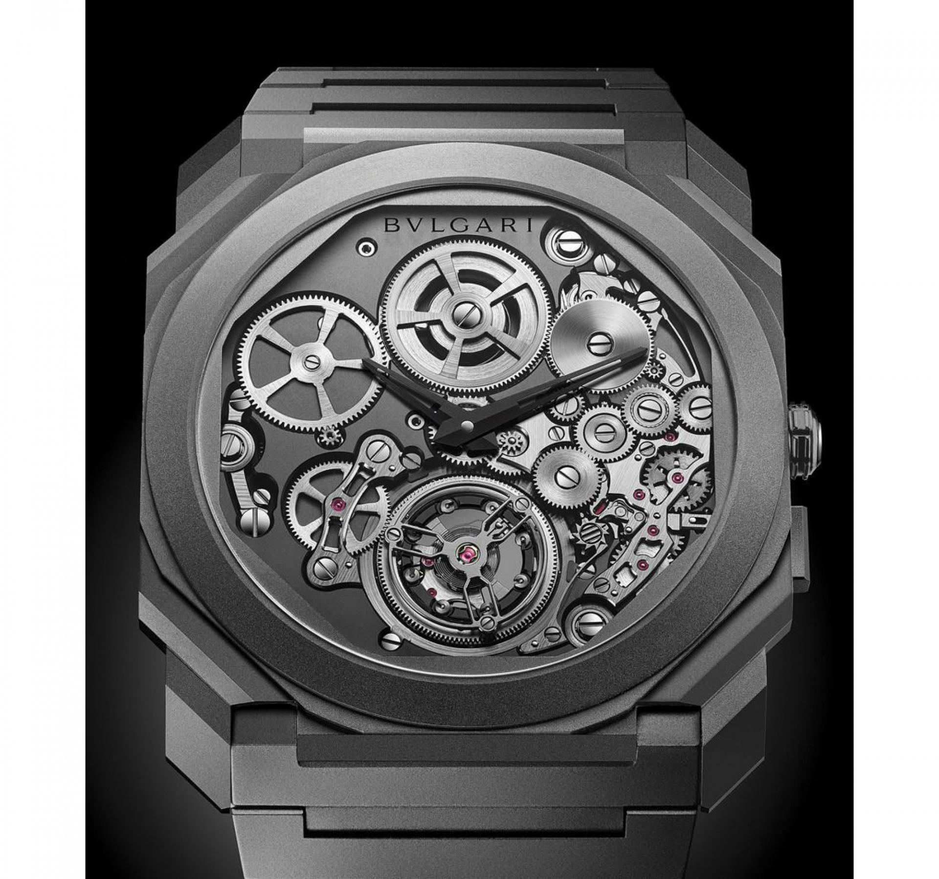 Octo Finissimo Tourbillon Automatic, POA, Bulgari