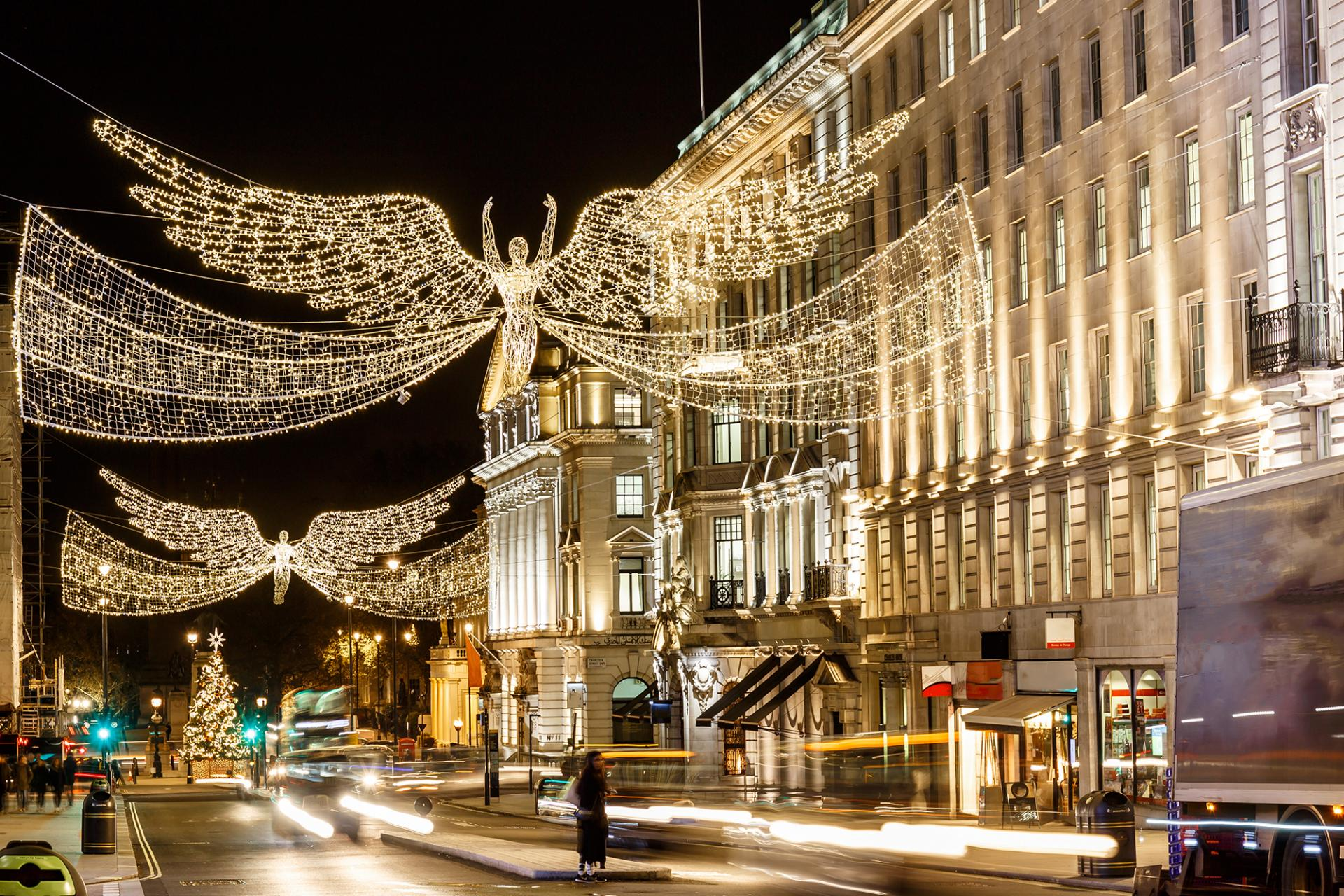 Christmas Lights in London 2019: Switch-On Parties ...