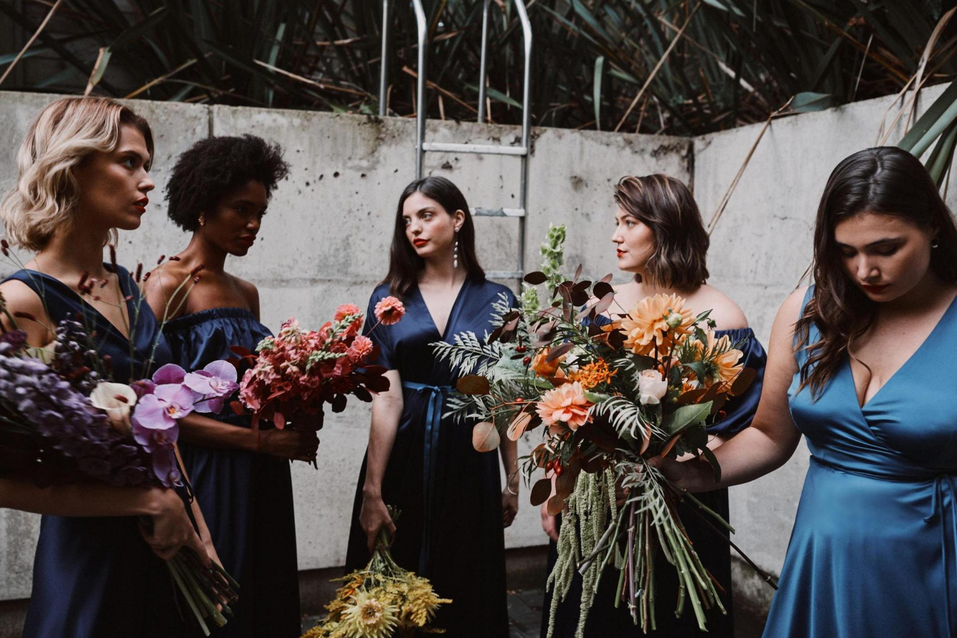 The Best Bridesmaid Dresses Boutiques In London Hers Style Luxury London