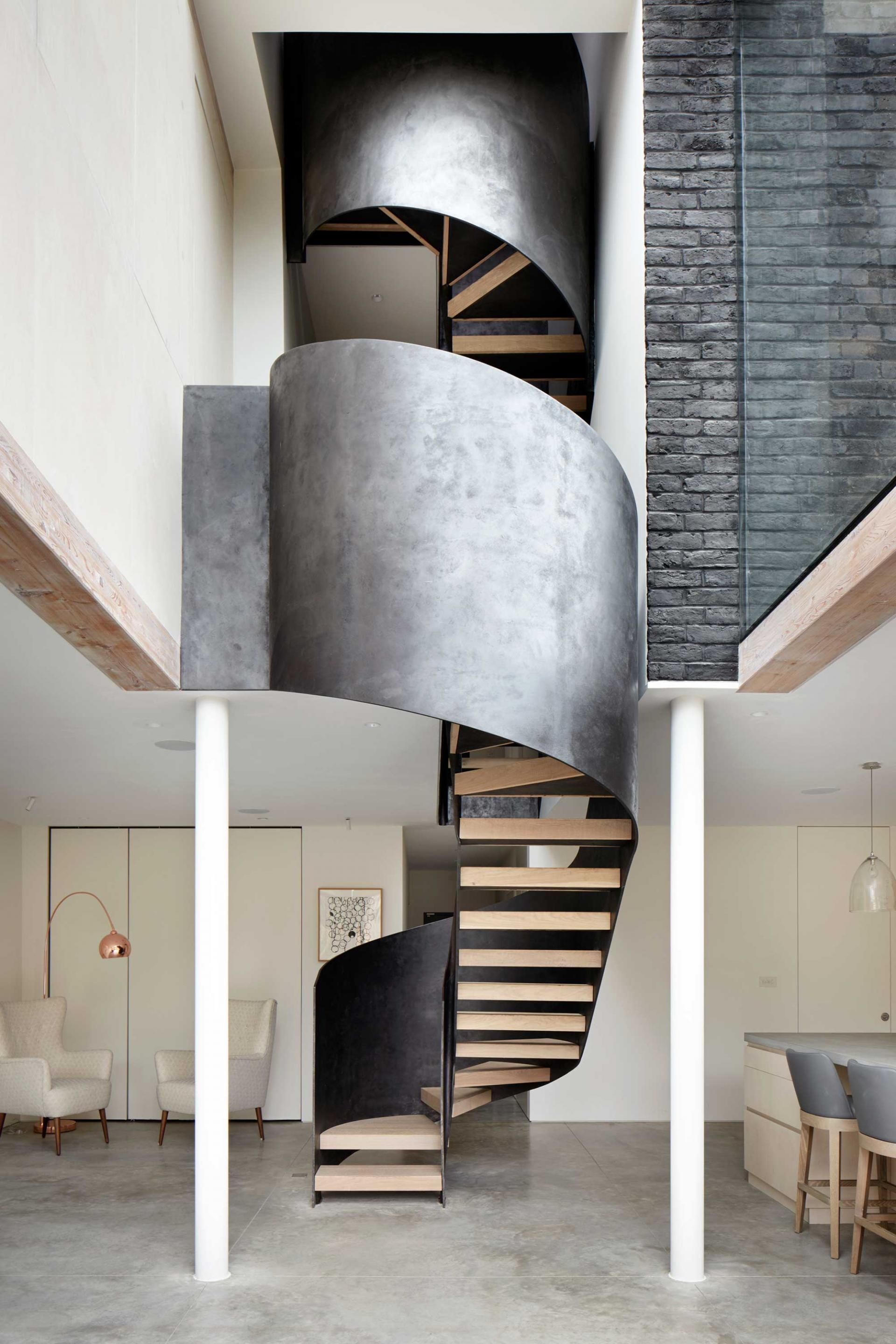 The Most Beautiful Staircases In The World Interiors House Luxury London