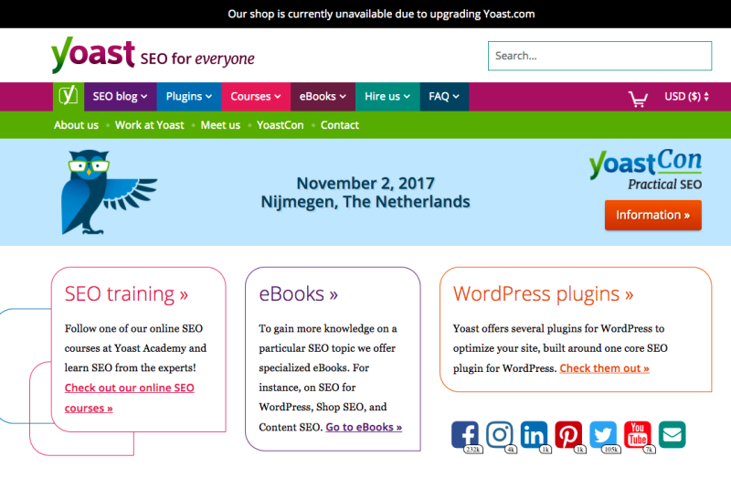 yoast site