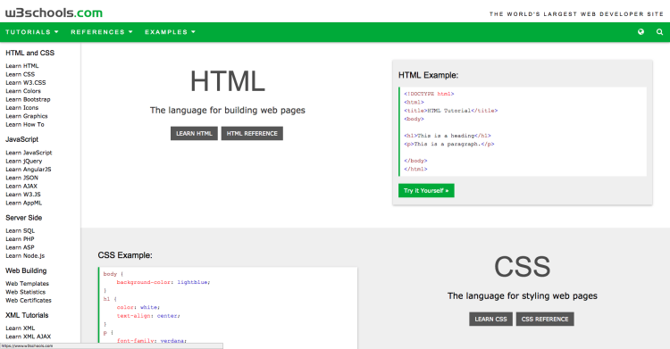 Web Developer Websites To Follow