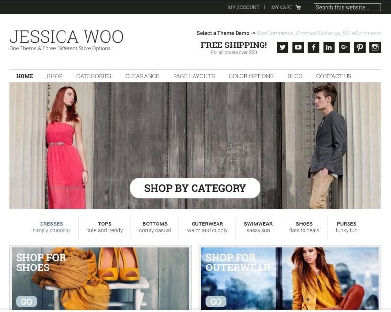 jessica woo theme