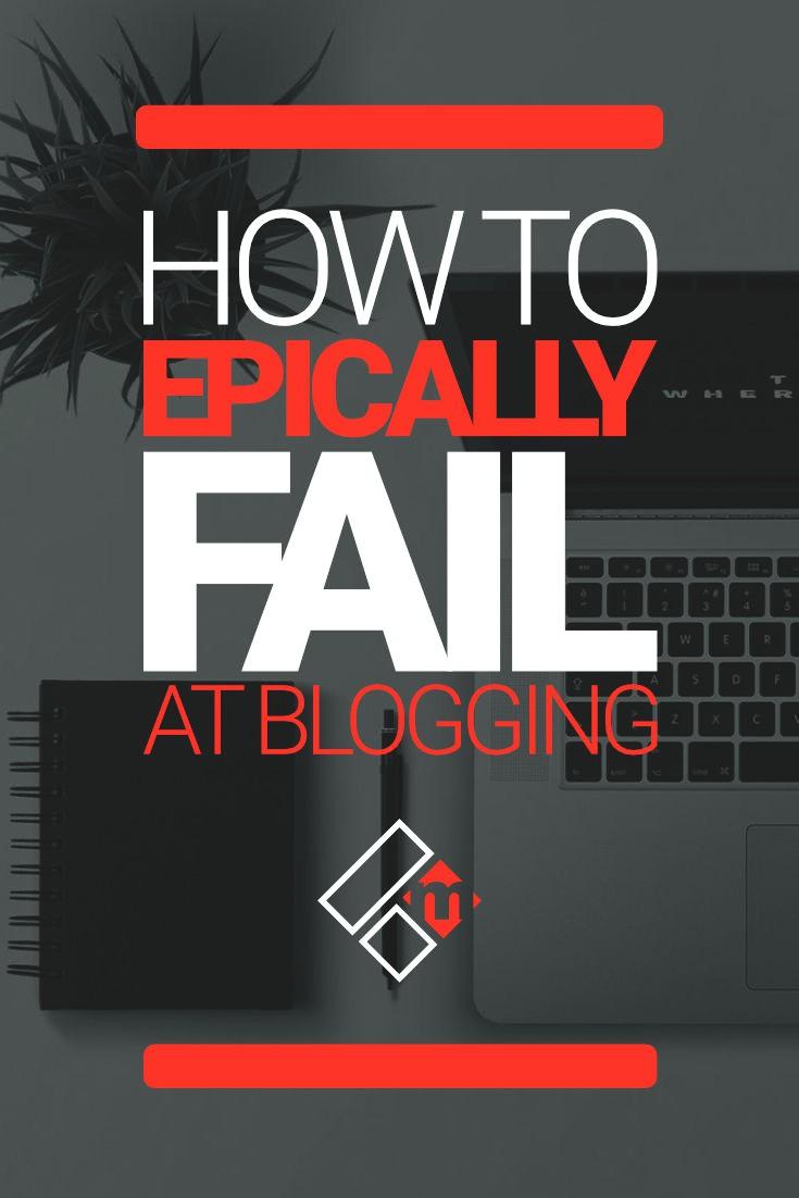 fail at blogging pint v2