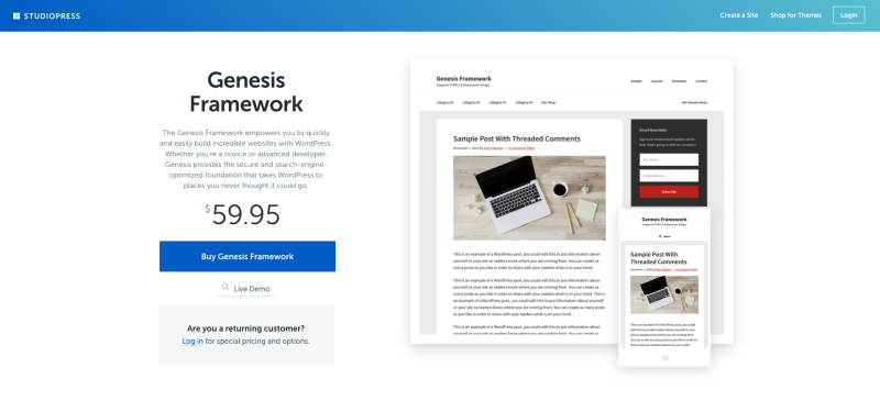 Thrive Themes vs Genesis Theme Framework: Which One Should You Use?