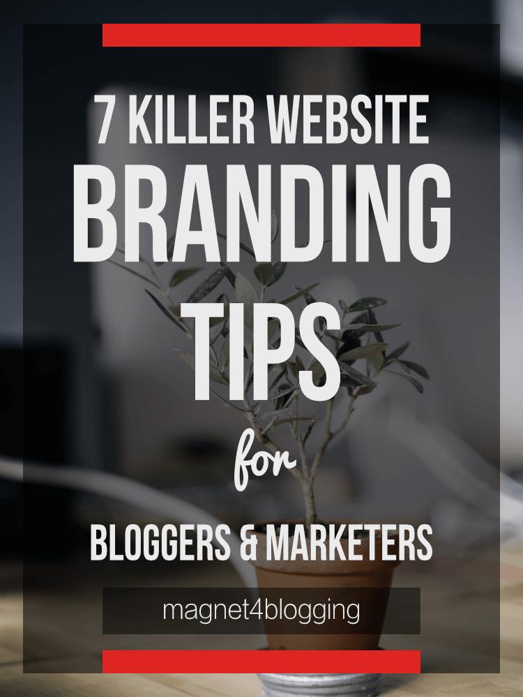 Website Branding Tips