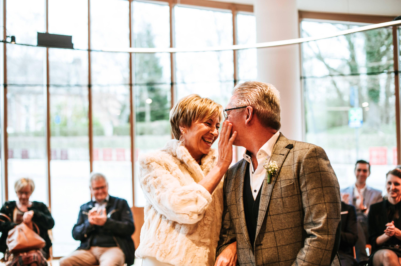 Burgerlijk huwelijk fotograferen