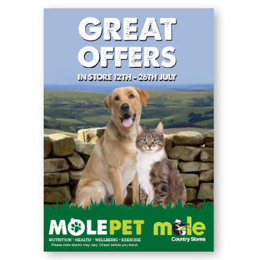 Download the latest Pet offer Leaflet