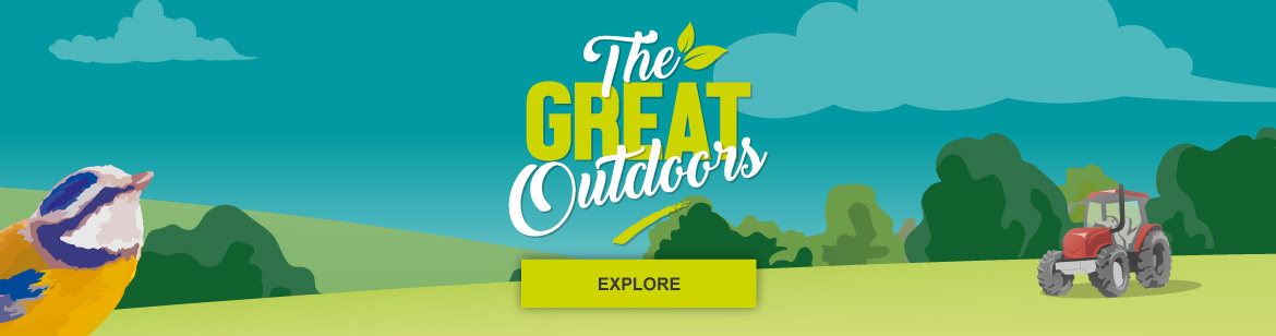 The greatout doors