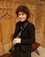 Lesley Schatzberger (clarinet)