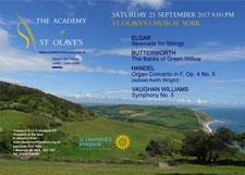 September 2018 Poster