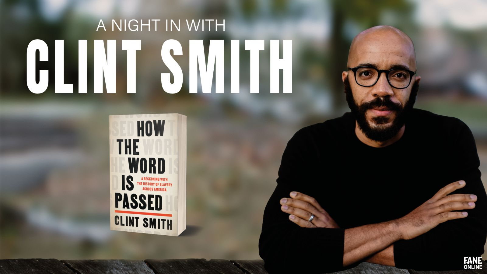 A Night In With Clint Smith