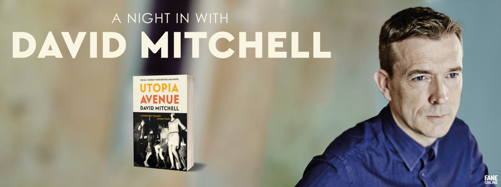 A Night In with David Mitchell