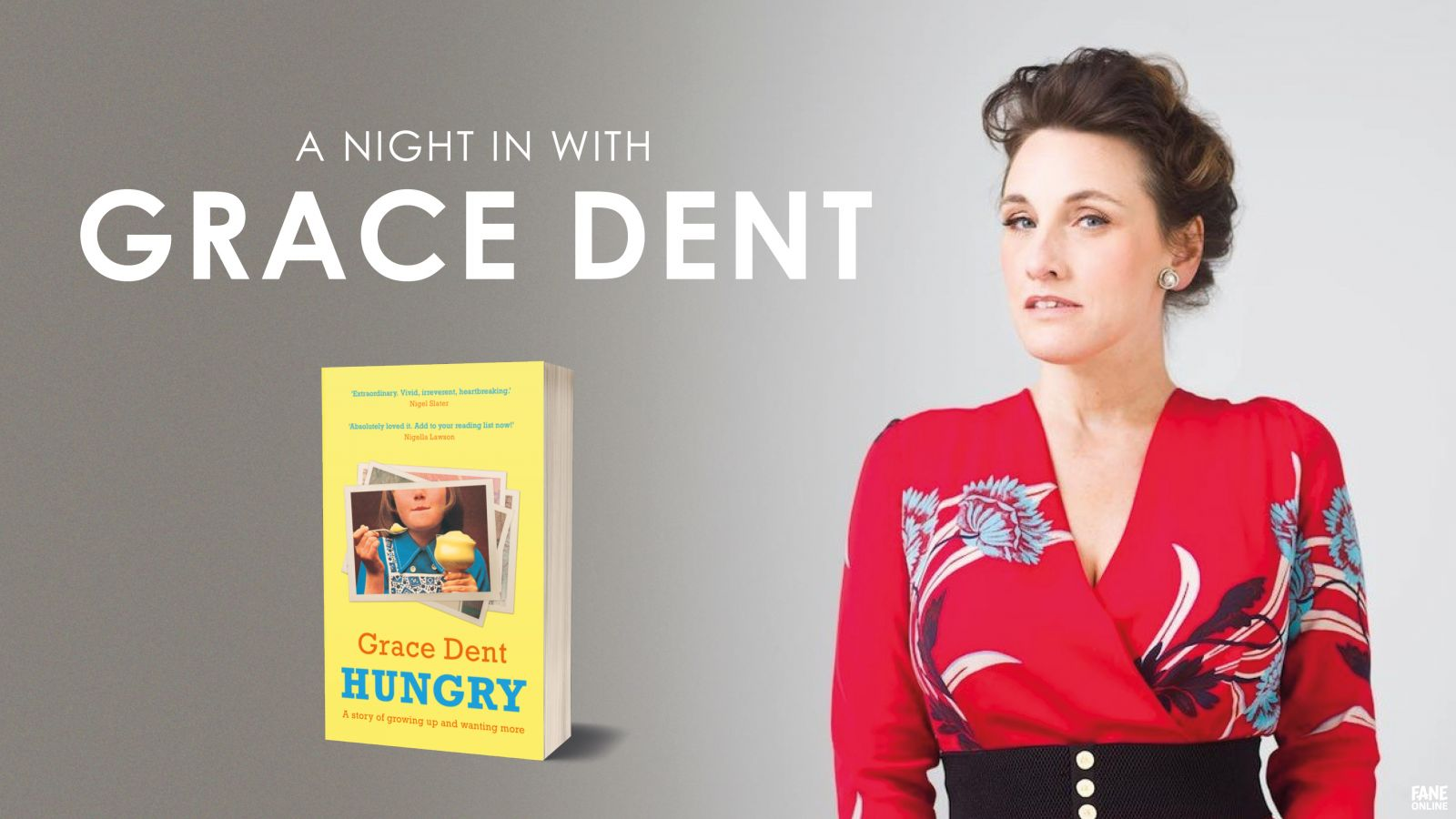 A Night In With Grace Dent