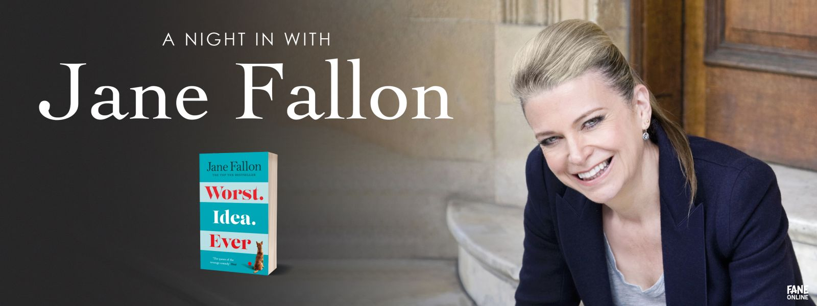 A Night In with Jane Fallon