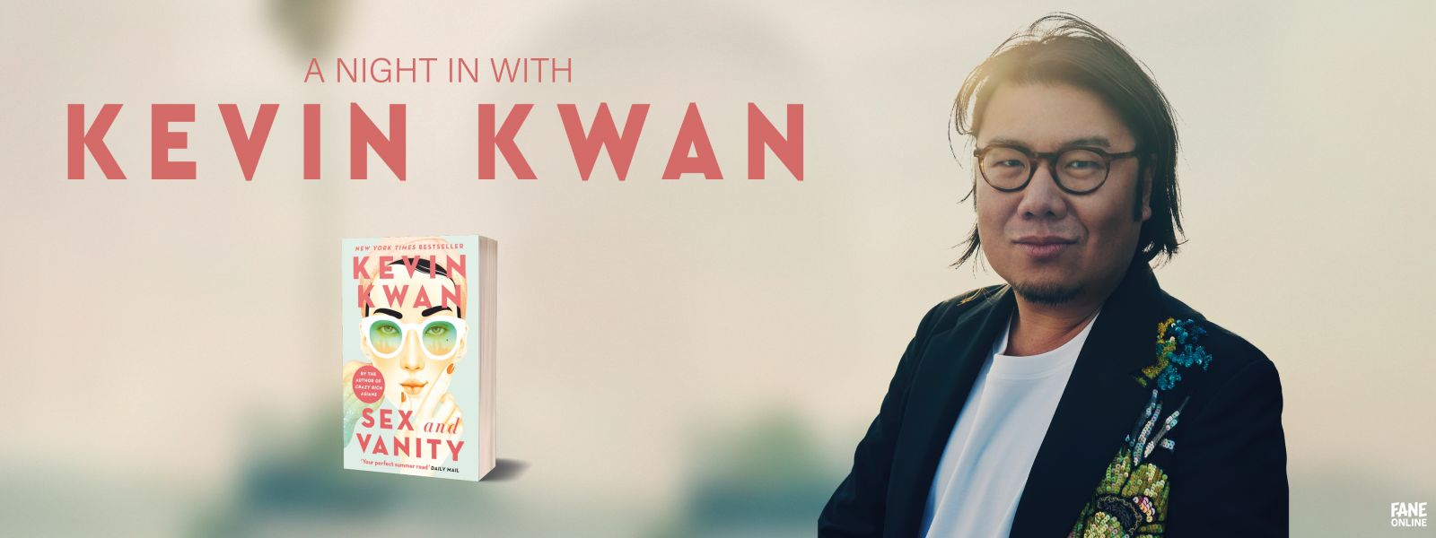 A Night In with Kevin Kwan