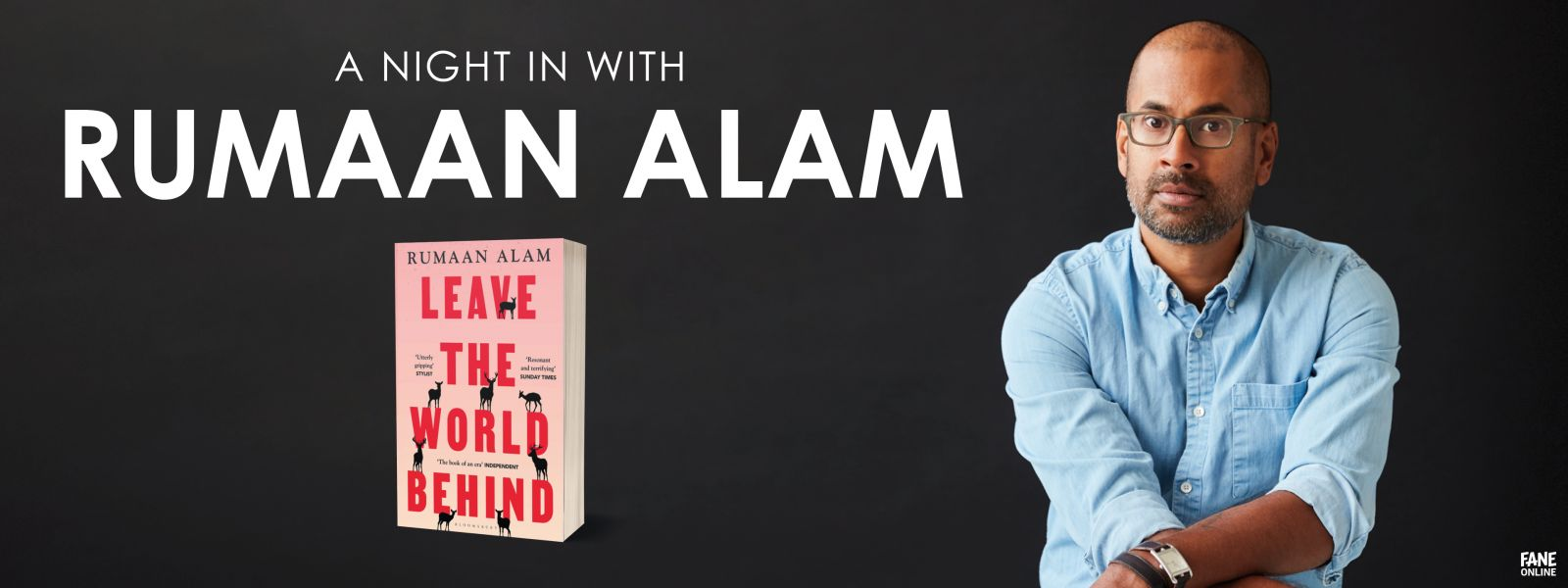 A Night In with Rumaan Alam